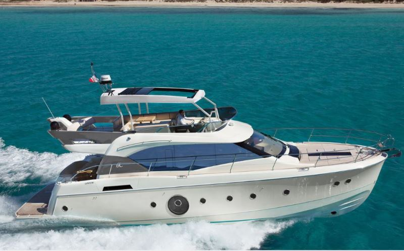 Navalia - Imbarcazione Monte Carlo 6 4