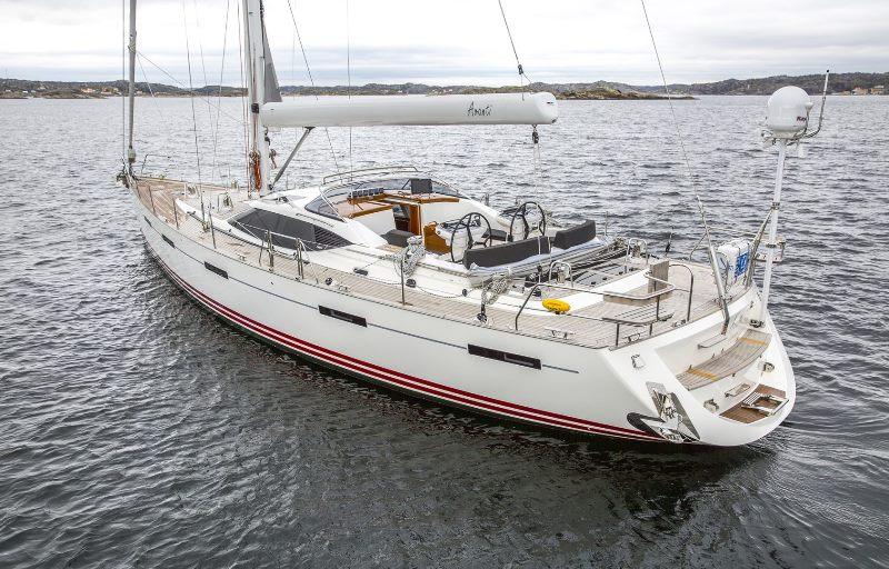 Navalia - Imbarcazione Najad 570 2