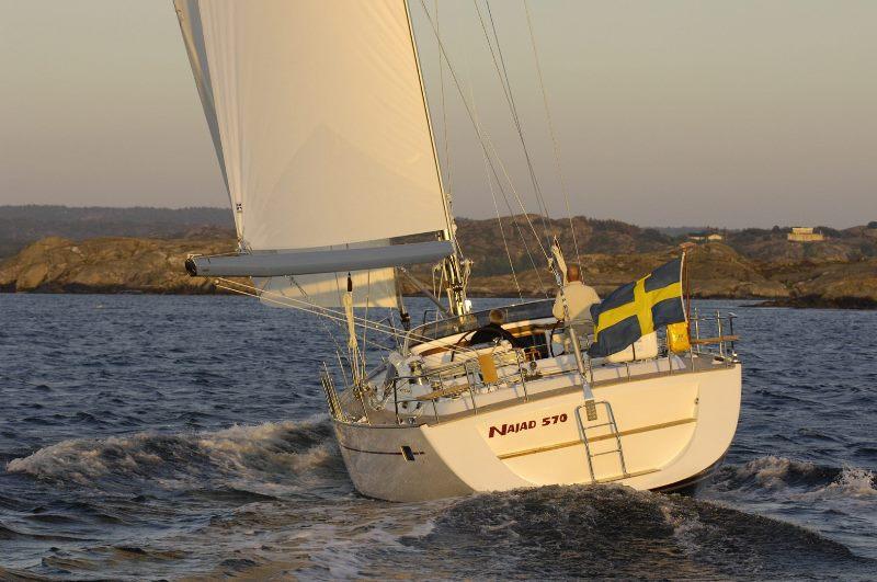 Navalia - Imbarcazione Najad 570 5