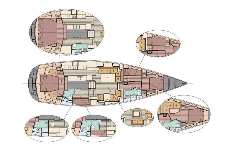 Navalia - Imbarcazione Najad 570 13