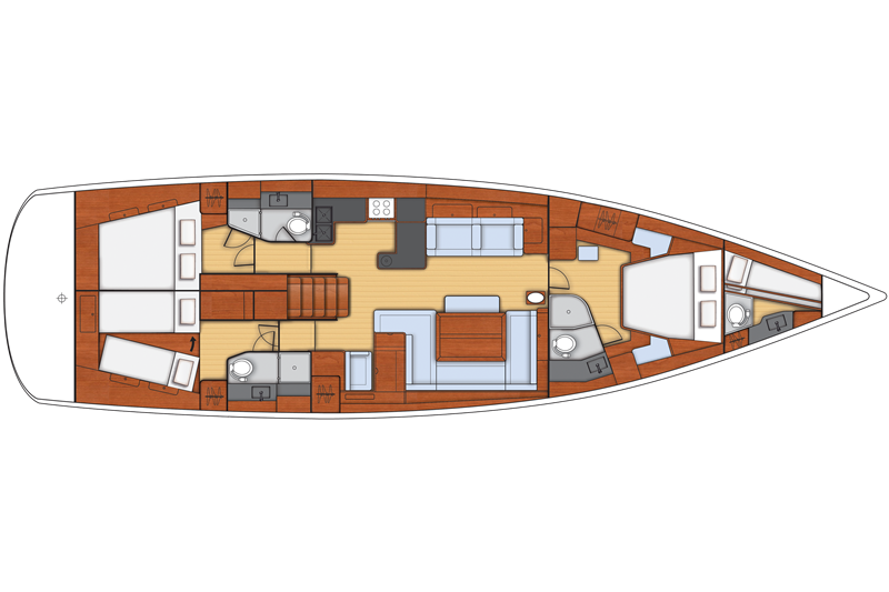 Navalia - Imbarcazione Oceanis 60 12