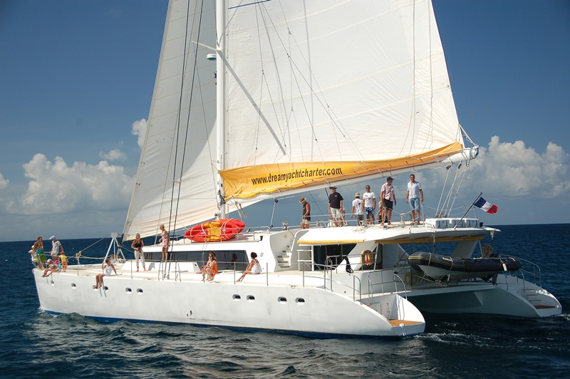 Navalia - Imbarcazione Mojito 82 alle Seychelles 1