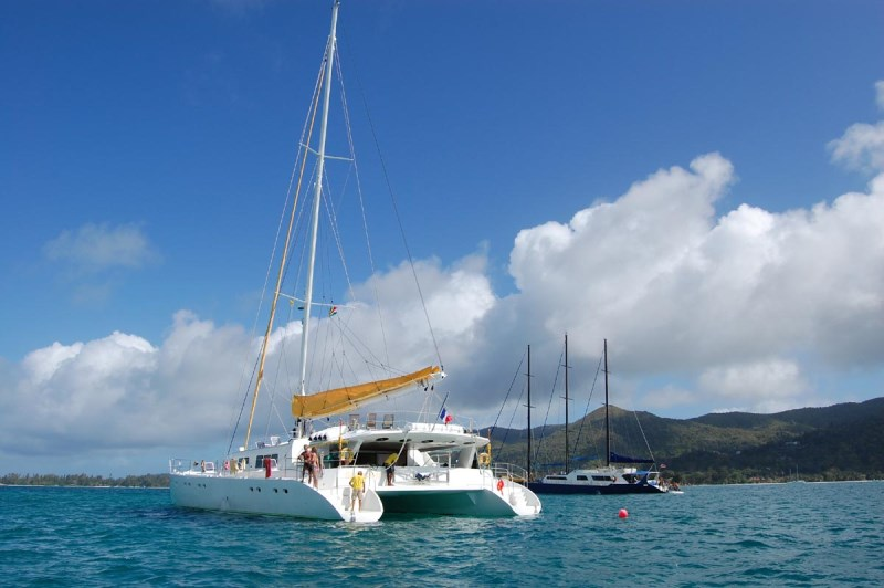Navalia - Imbarcazione Mojito 82 alle Seychelles 2