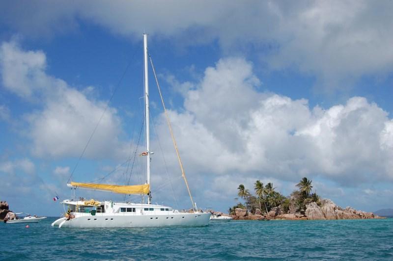 Navalia - Imbarcazione Mojito 82 alle Seychelles 3
