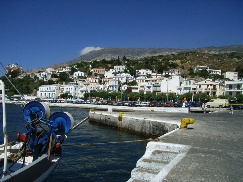 Noleggio Barche Agios Kirikos – Isola di Ikaria - Navalia | Noleggia un Sogno
