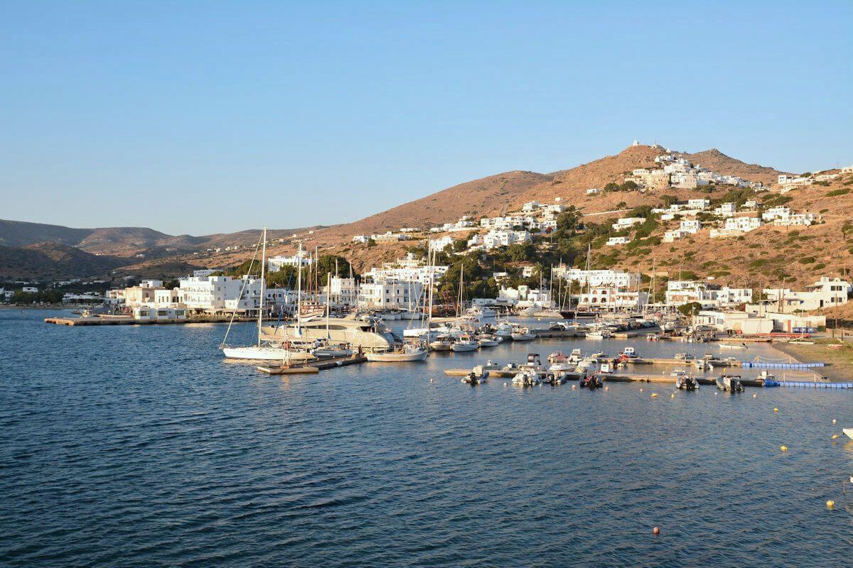 Noleggio Barche Agios Theodoti – Isola di Ios - Navalia | Noleggia un Sogno