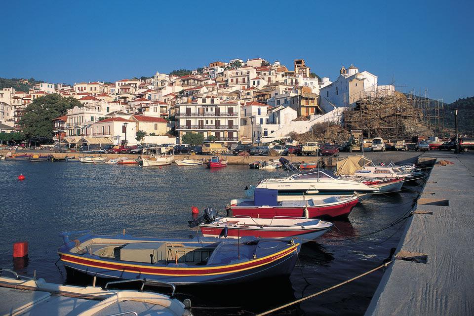 Noleggio Barche Amaloupoulis – Isola di Skopelos - Navalia | Noleggia un Sogno
