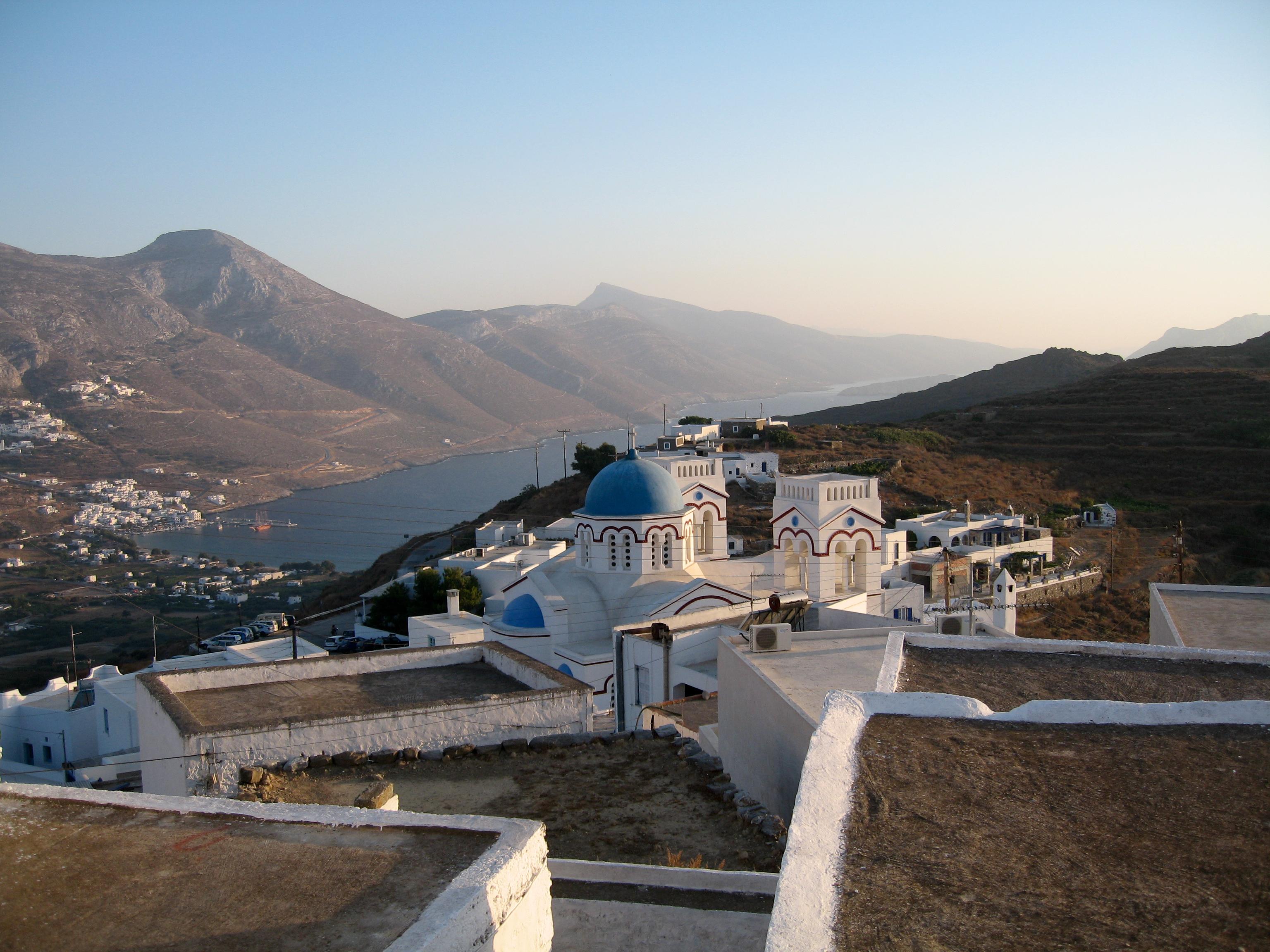 Noleggio Barche Isola di Amorgos - Navalia | Noleggia un Sogno