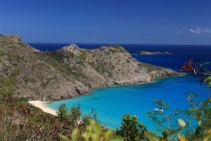 Anse de Columbier - Isola di St. Barts