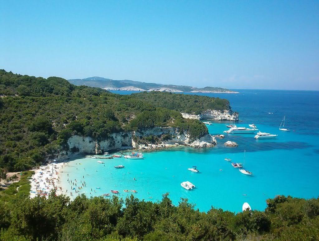 Noleggio Barche Isola di Antipaxos - Navalia | Noleggia un Sogno