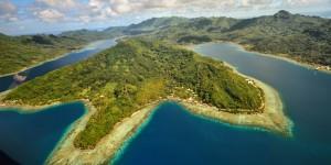 Baie Hamene Tahaa