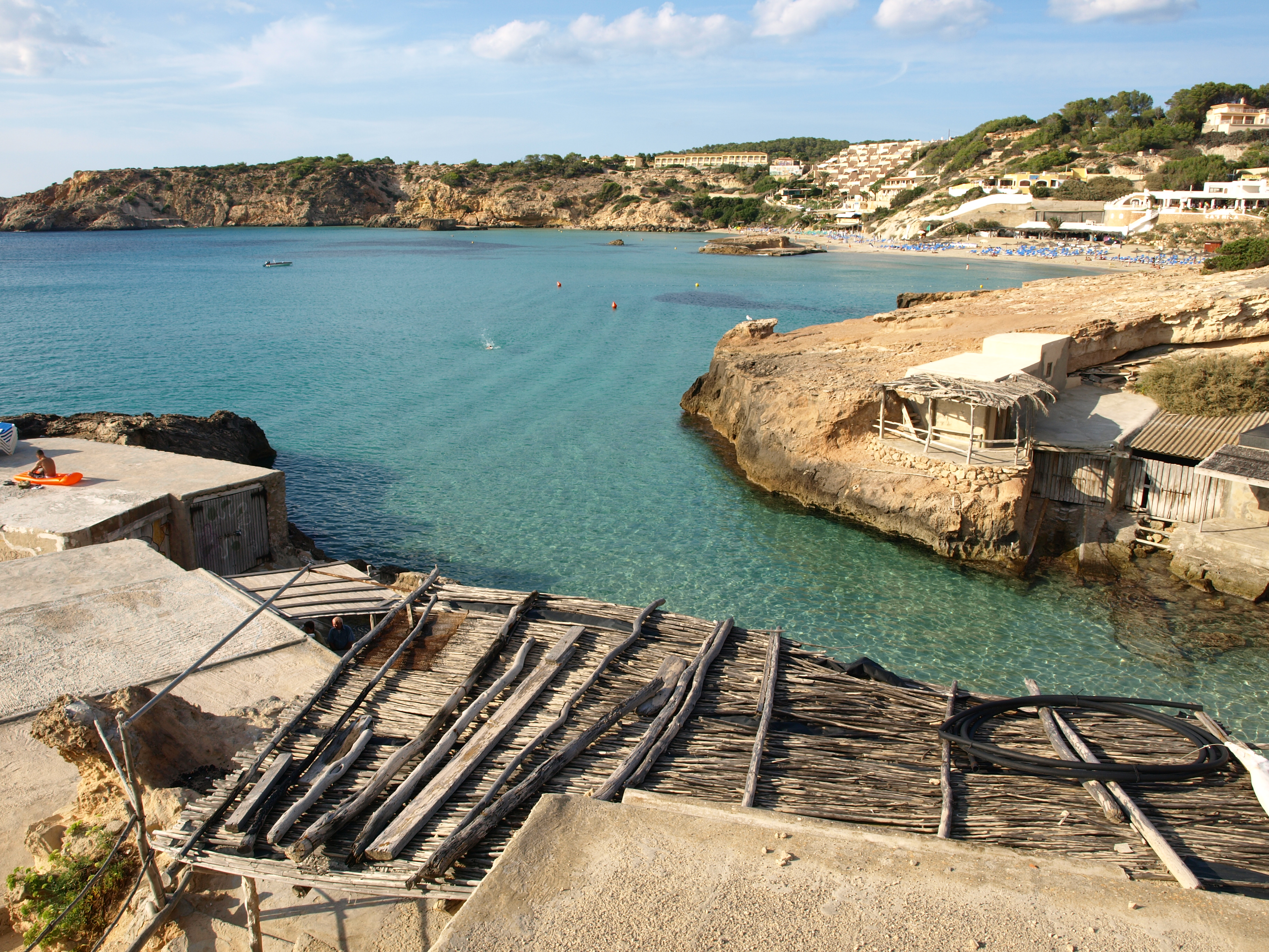 Noleggio Barche Cala Jondal  – Isola di Ibiza - Navalia | Noleggia un Sogno