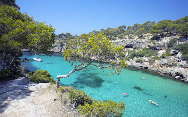 Noleggio Barche Cala Pi – Isola di Maiorca - Navalia | Noleggia un Sogno