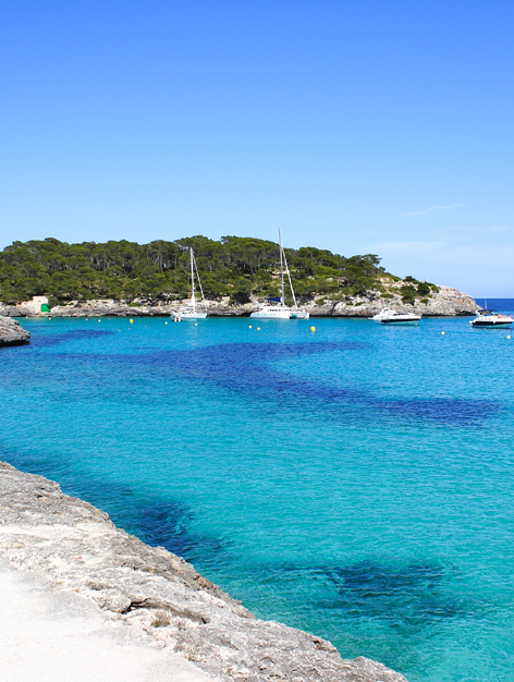 Noleggio Barche Cala Ratjada – Isola di Maiorca - Navalia | Noleggia un Sogno