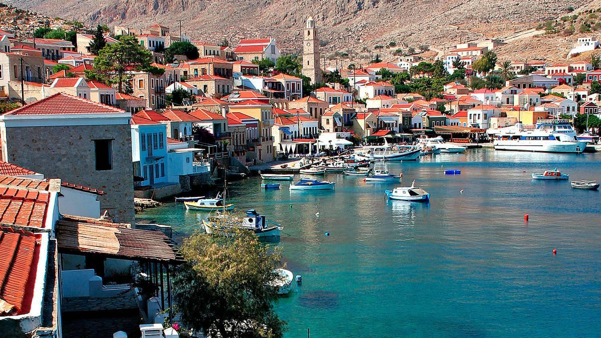 Noleggio Barche Isola di Chalki - Navalia   Noleggia un Sogno