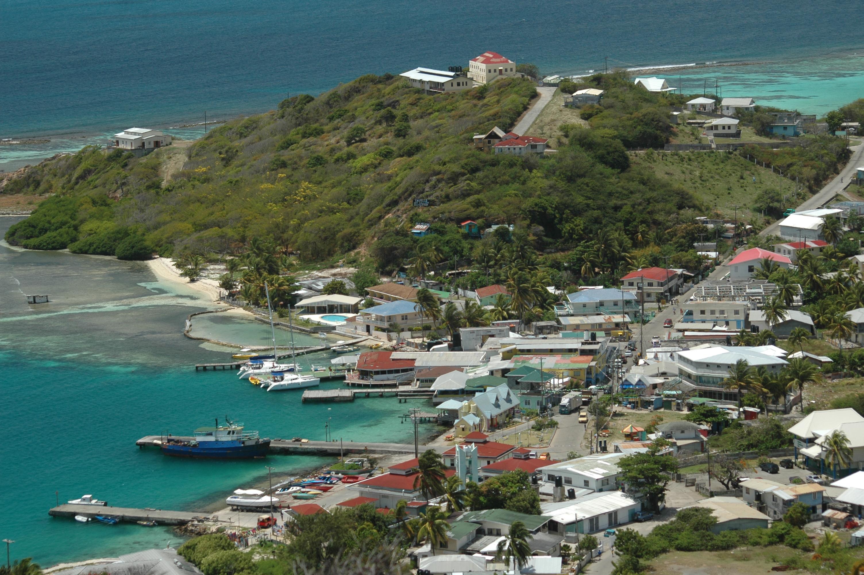 Noleggio Barche Clifton Harbour – Isola di Union - Navalia | Noleggia un Sogno
