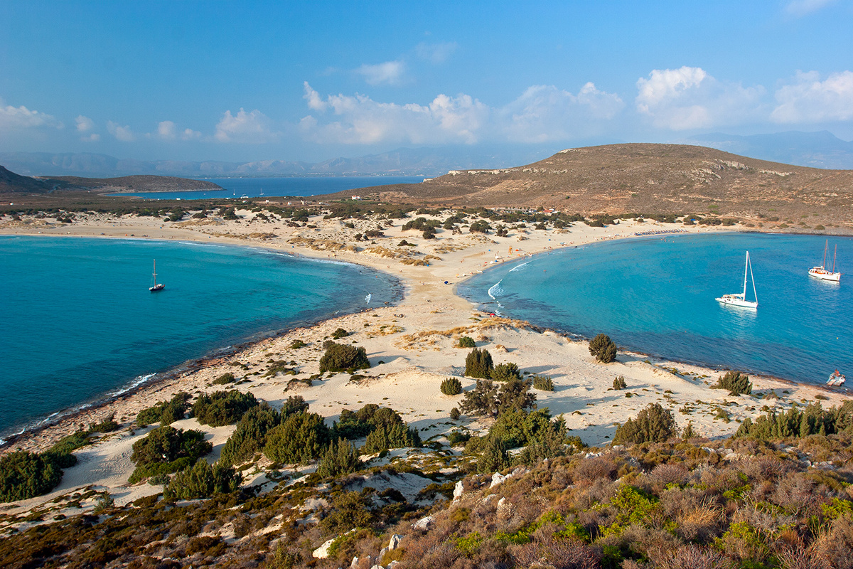 Noleggio Barche Isola di Elafonissos - Navalia | Noleggia un Sogno