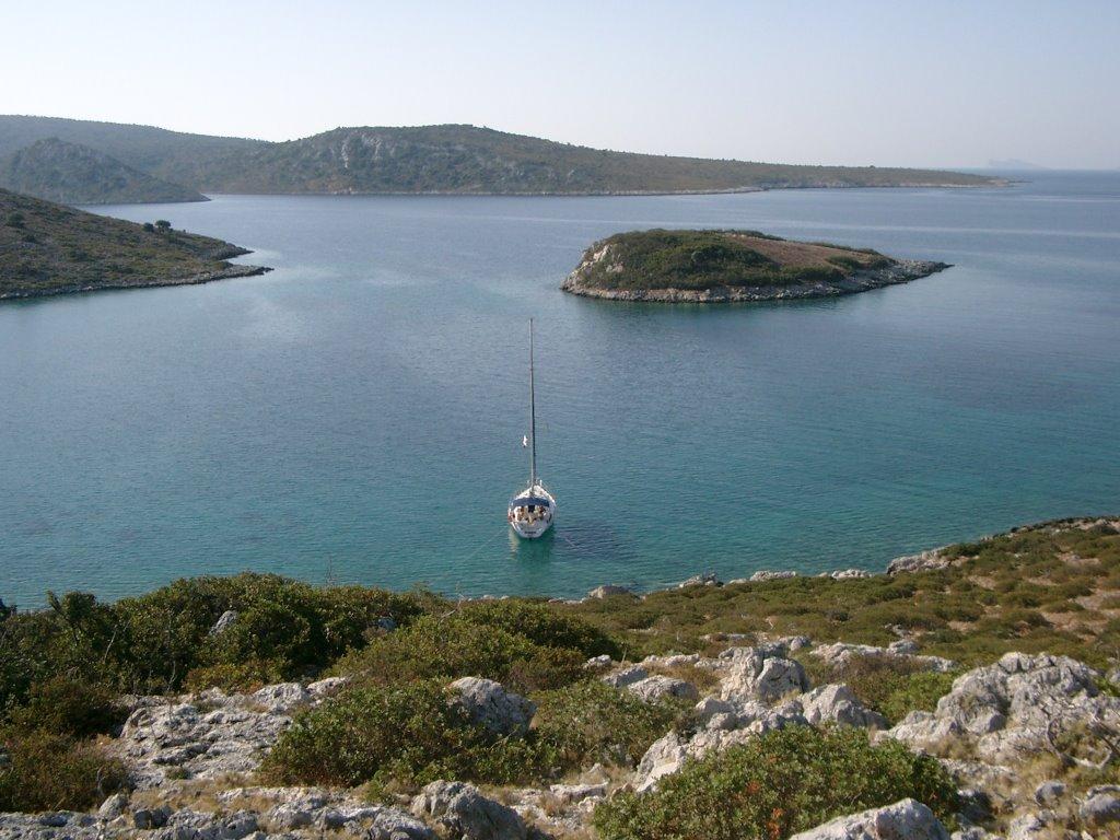 Noleggio Barche Firakos – Isola di Alonisos - Navalia | Noleggia un Sogno