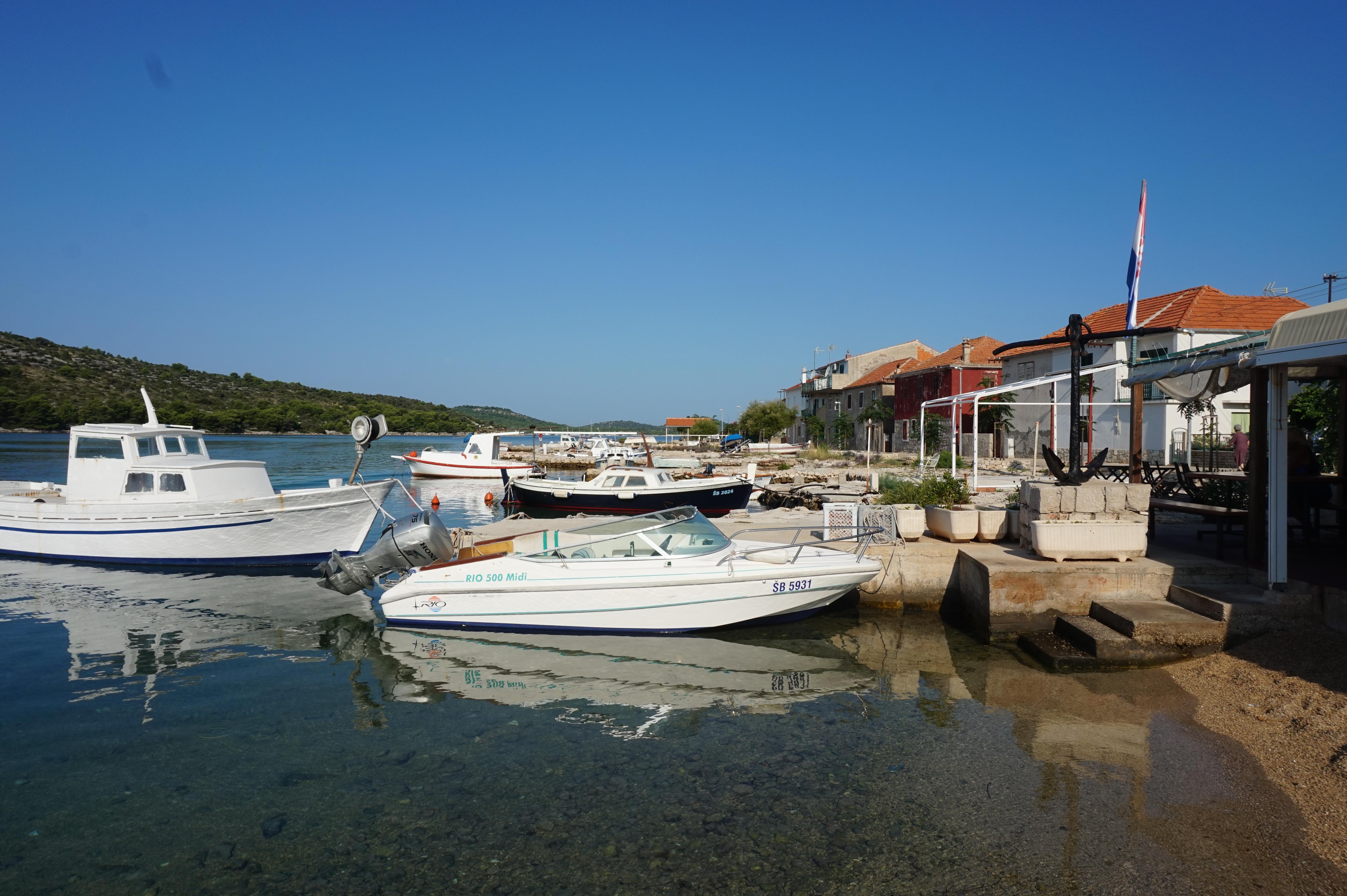 Noleggio Barche Isola di Kaprije - Navalia | Noleggia un Sogno