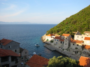 Lecica, on the island of Lastovo.