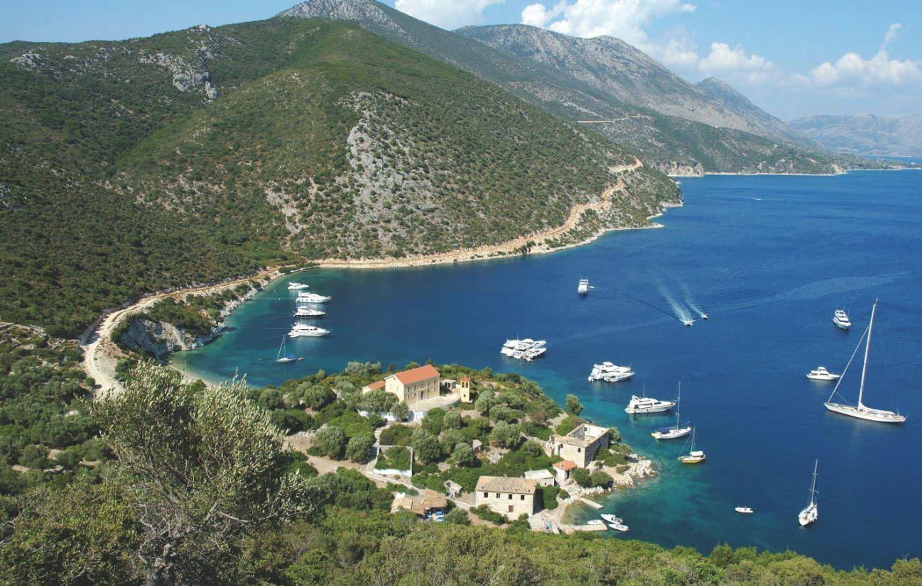 Noleggio Barche Kalamos – Isola di Kalamos - Navalia | Noleggia un Sogno