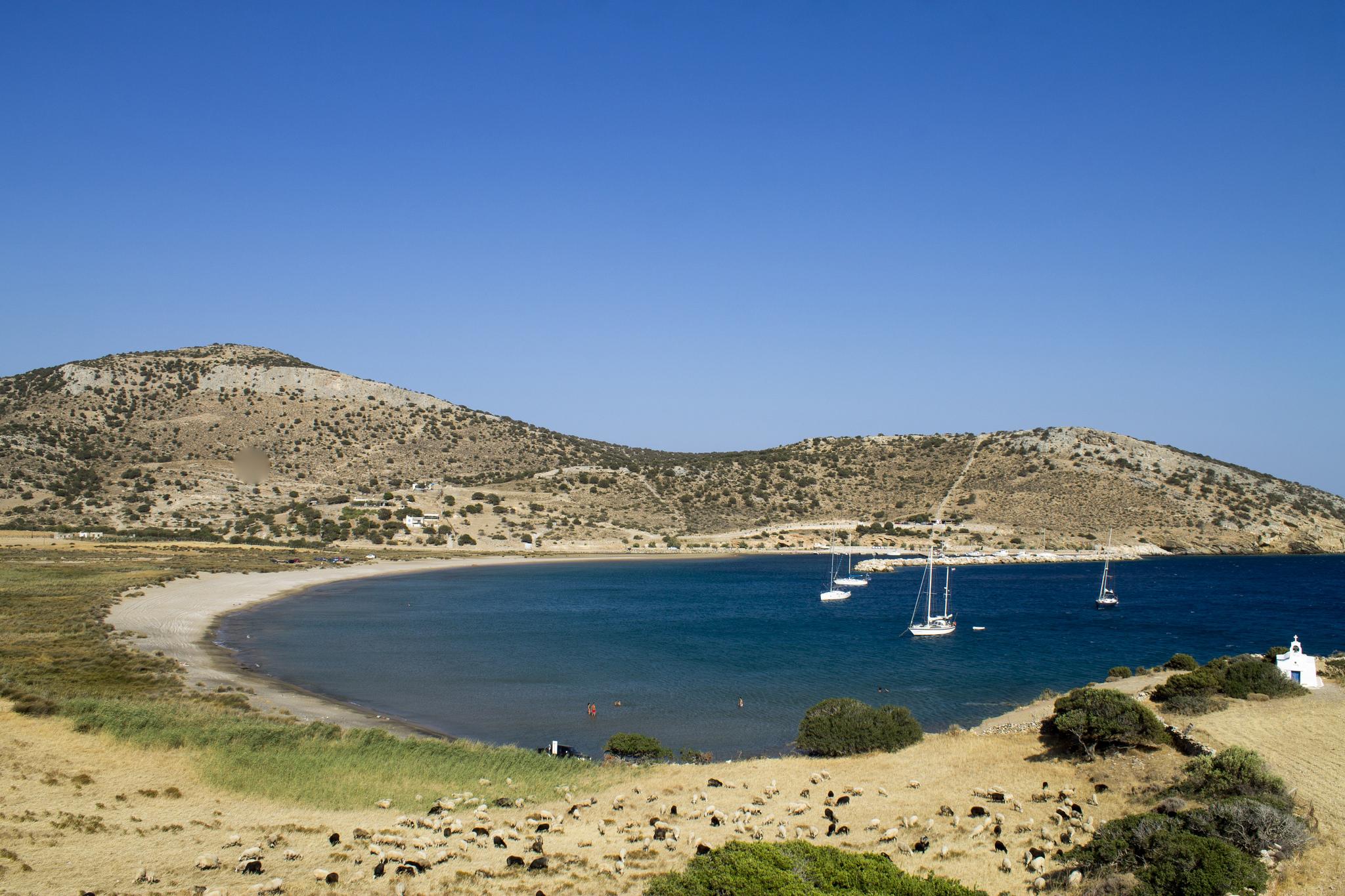 Noleggio Barche Kalantos – Isola di Naxos - Navalia | Noleggia un Sogno