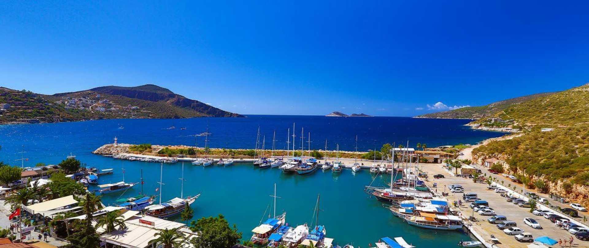 Noleggio Barche Kalkan - Navalia | Noleggia un Sogno