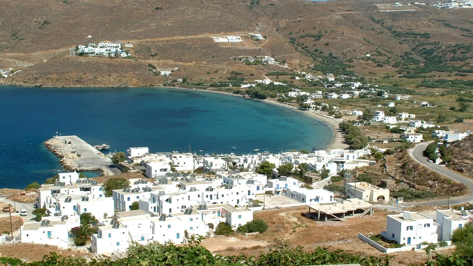 Noleggio Barche Katapola – Isola di Amorgos - Navalia | Noleggia un Sogno