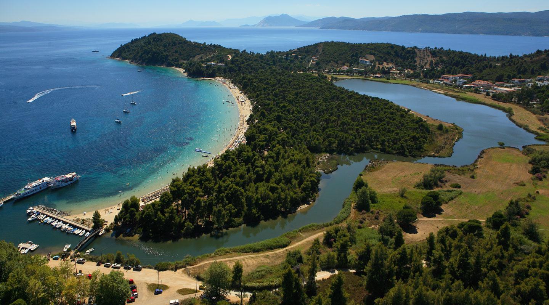 Noleggio Barche Koukounaries – Isola di Skiathos - Navalia | Noleggia un Sogno