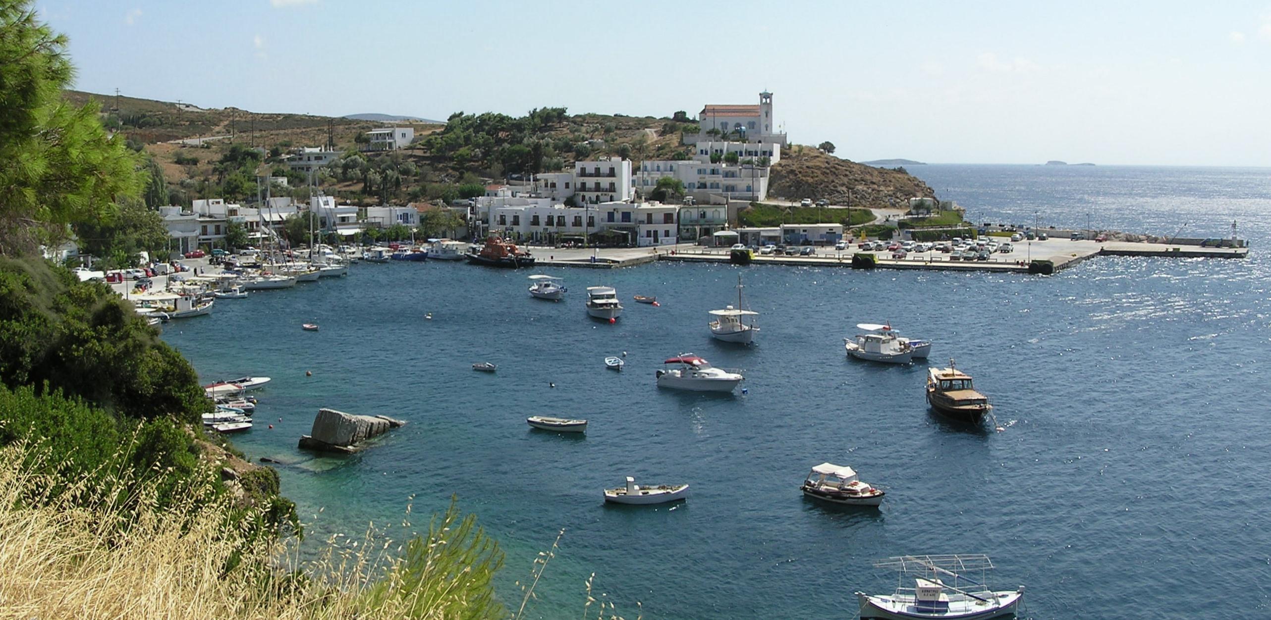 Noleggio Barche Linaria – Isola di Skyros - Navalia | Noleggia un Sogno