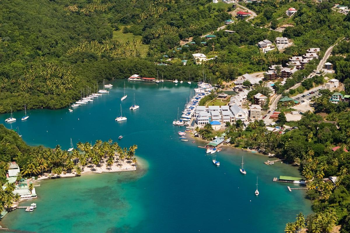 Noleggio Barche Marigot Bay - Navalia | Noleggia un Sogno