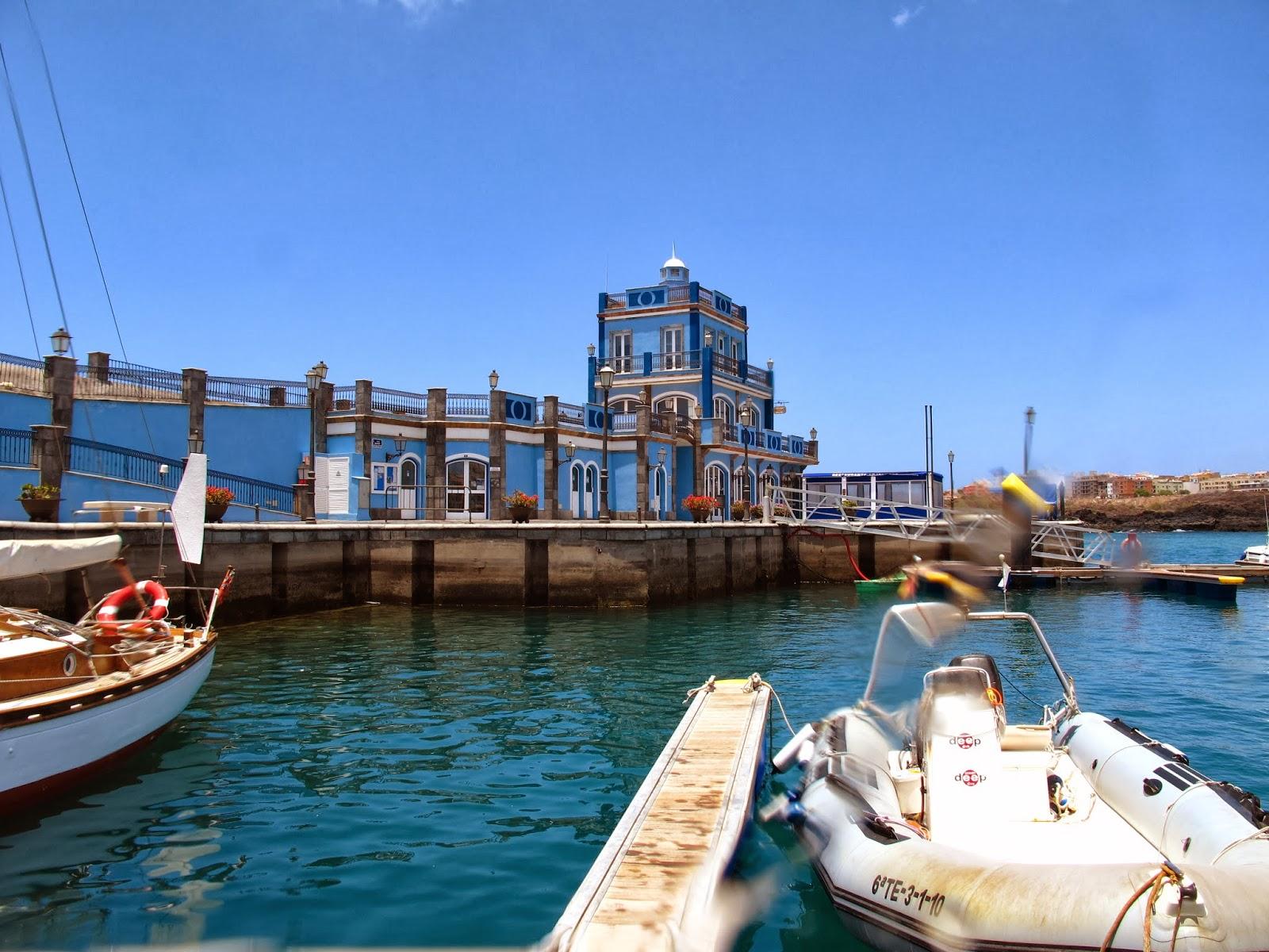 Noleggio Barche Marina San Miguel – Isola di Tenerife - Navalia | Noleggia un Sogno