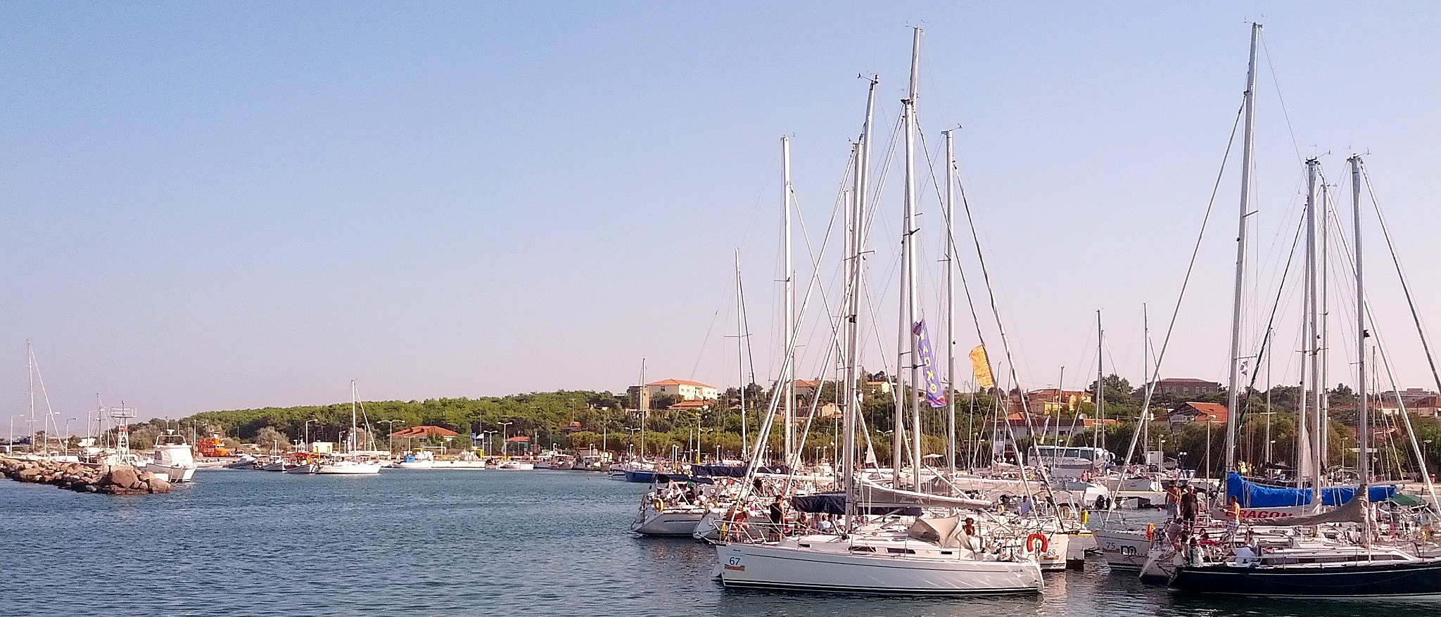 Noleggio Barche Moudros – Isola di Limnos - Navalia | Noleggia un Sogno