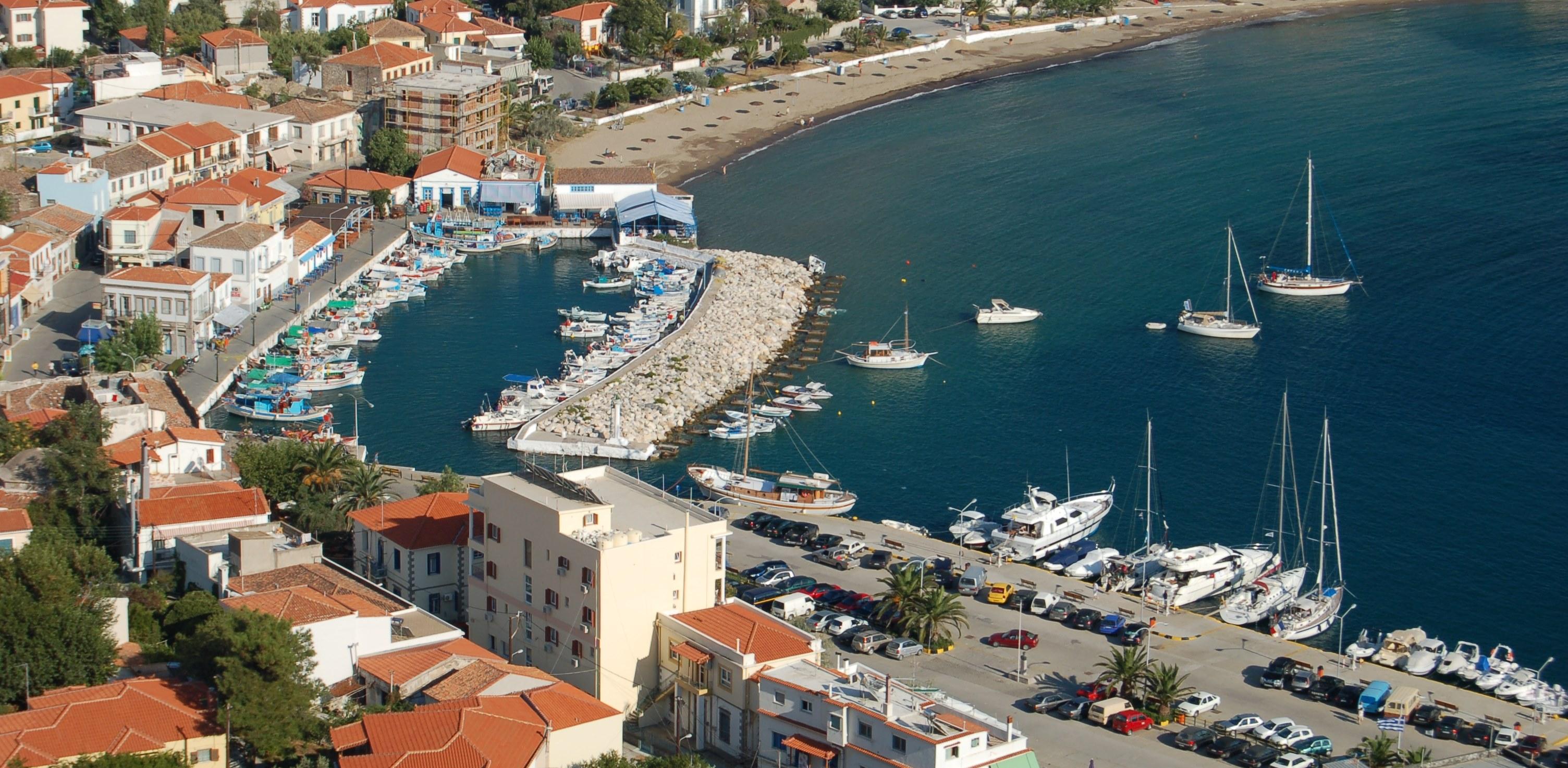 Noleggio Barche Myrina – Isola di Limnos - Navalia   Noleggia un Sogno