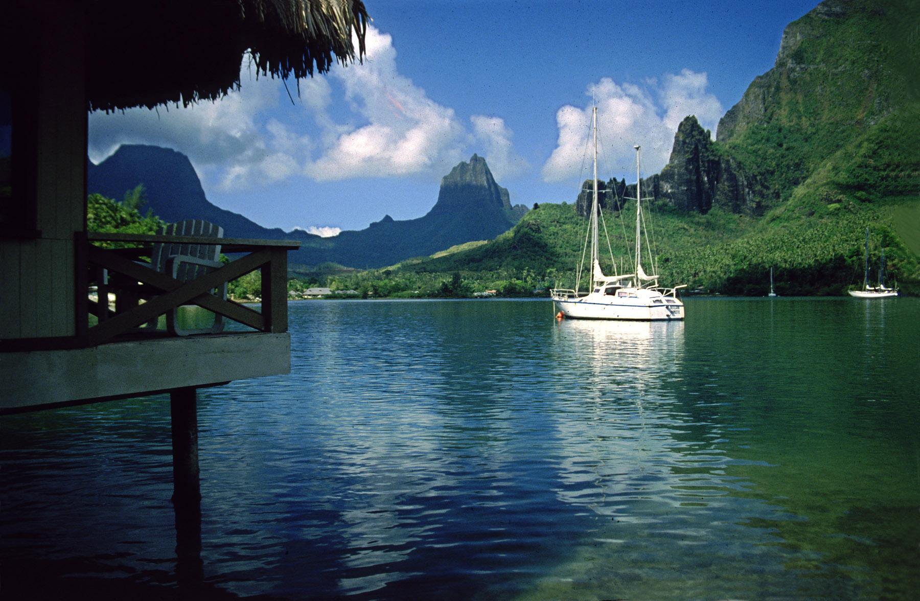 Noleggio Barche Opunohu Bay - Navalia | Noleggia un Sogno