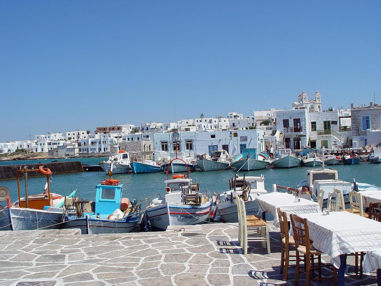 Noleggio Barche Parikia – Isola di Paros - Navalia | Noleggia un Sogno