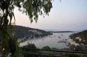 Port Atheni Meganisi