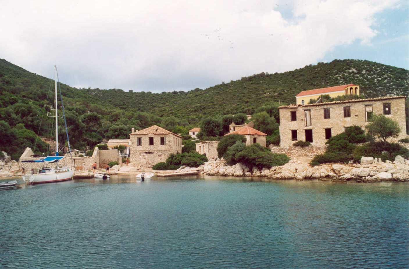 Noleggio Barche Porto Leone – Isola di Lefkas - Navalia | Noleggia un Sogno