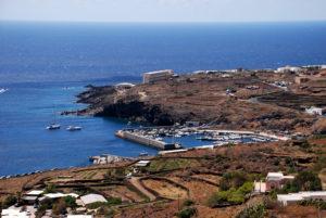 Scauri - Isola di Pantelleria