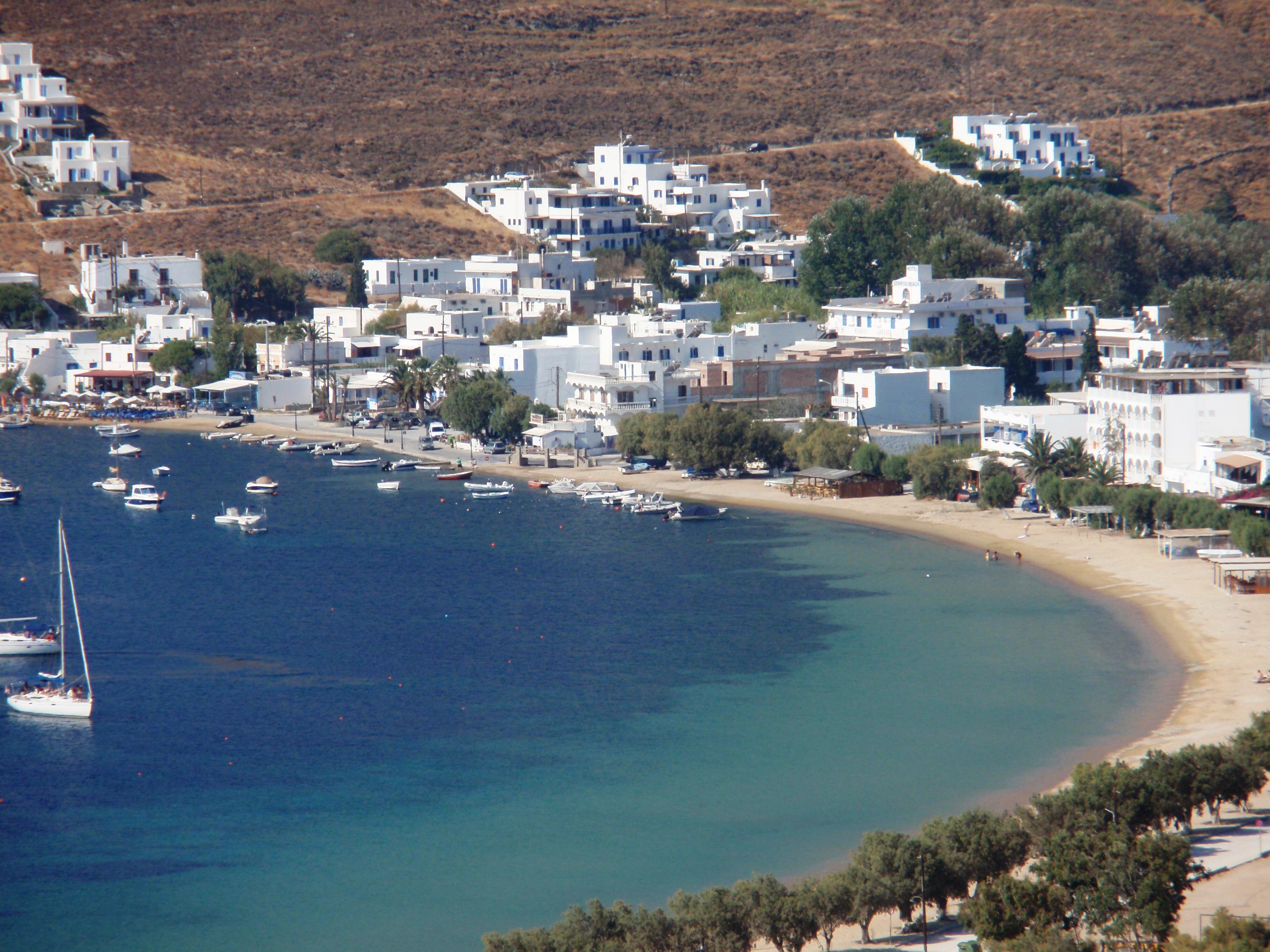 Noleggio Barche Isola di Serifos - Navalia | Noleggia un Sogno