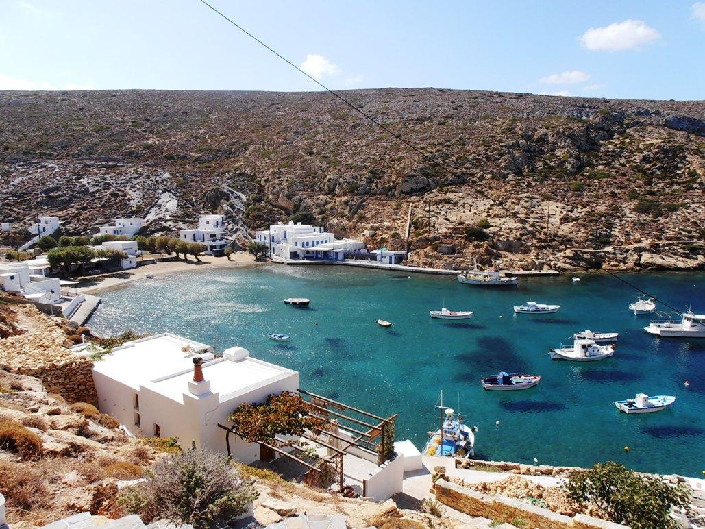 Noleggio Barche Isola di Sifnos - Navalia | Noleggia un Sogno