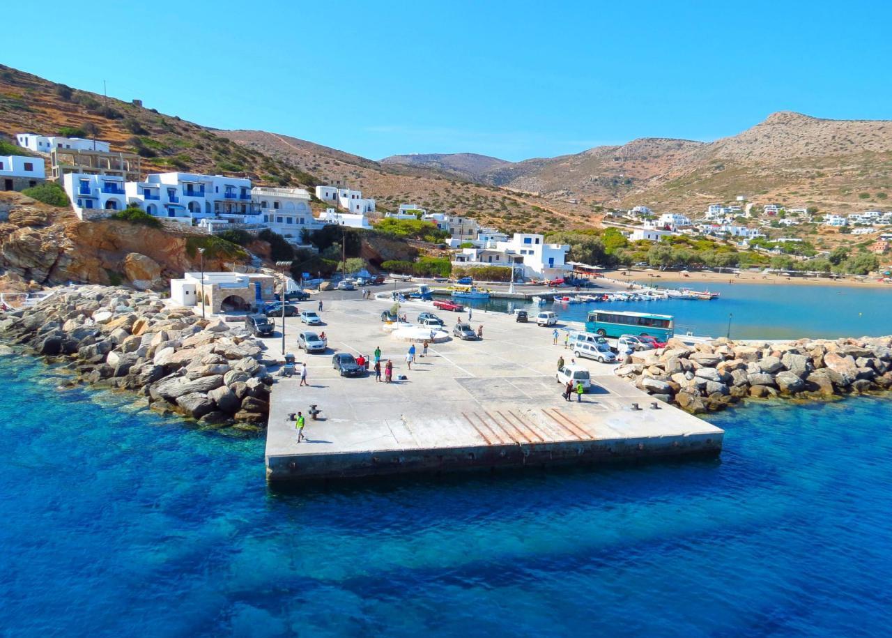 Noleggio Barche Isola di Sikinos - Navalia | Noleggia un Sogno