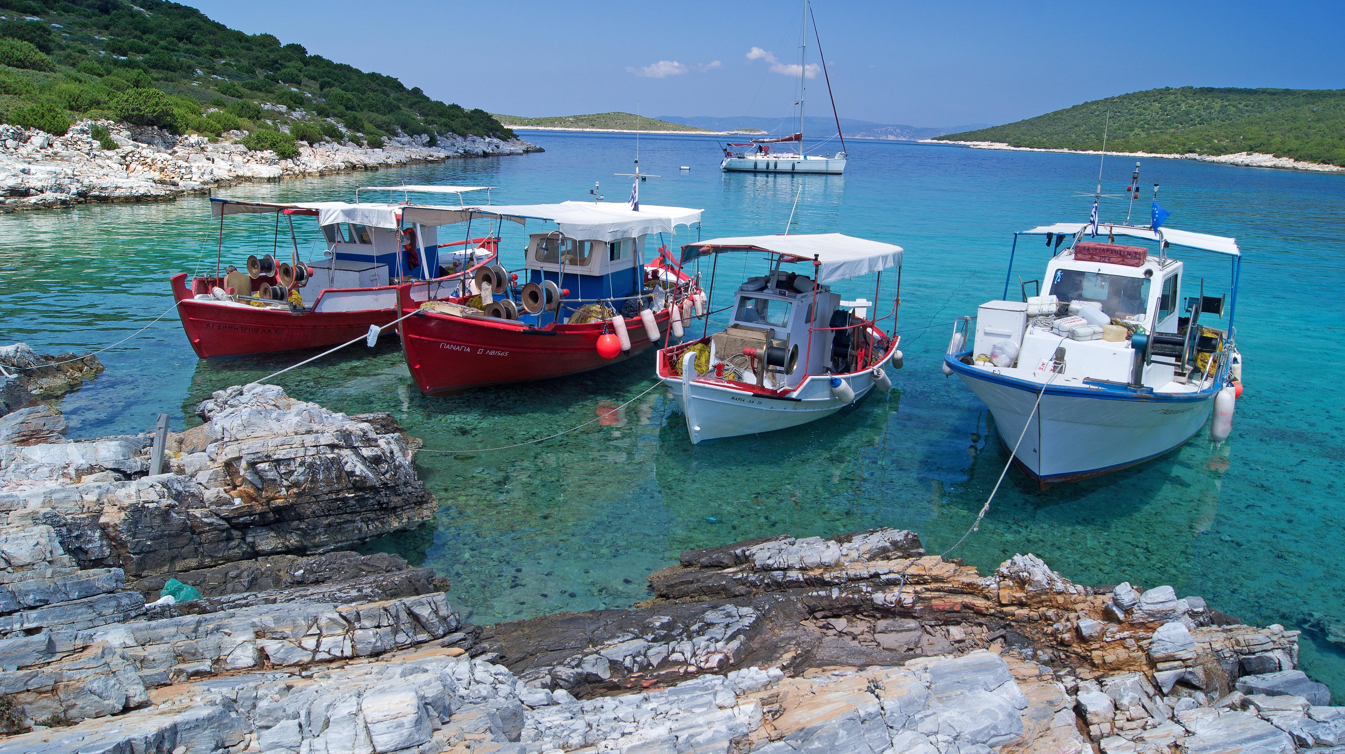 Noleggio Barche Isola di Skantzoura - Navalia | Noleggia un Sogno
