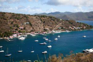 Land in Tortola BVI for BVI Sotheby's International Realty. Photo: Heidi Schumann