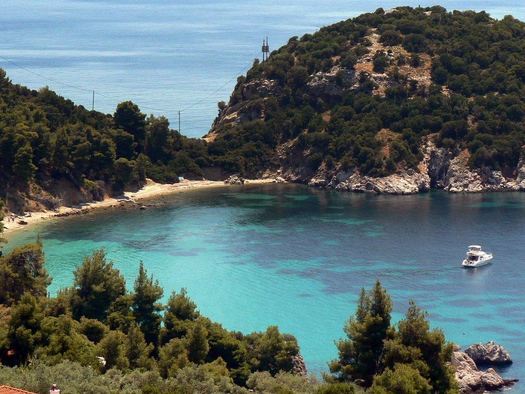 Noleggio Barche Stafilos – Isola di Skopelos - Navalia | Noleggia un Sogno