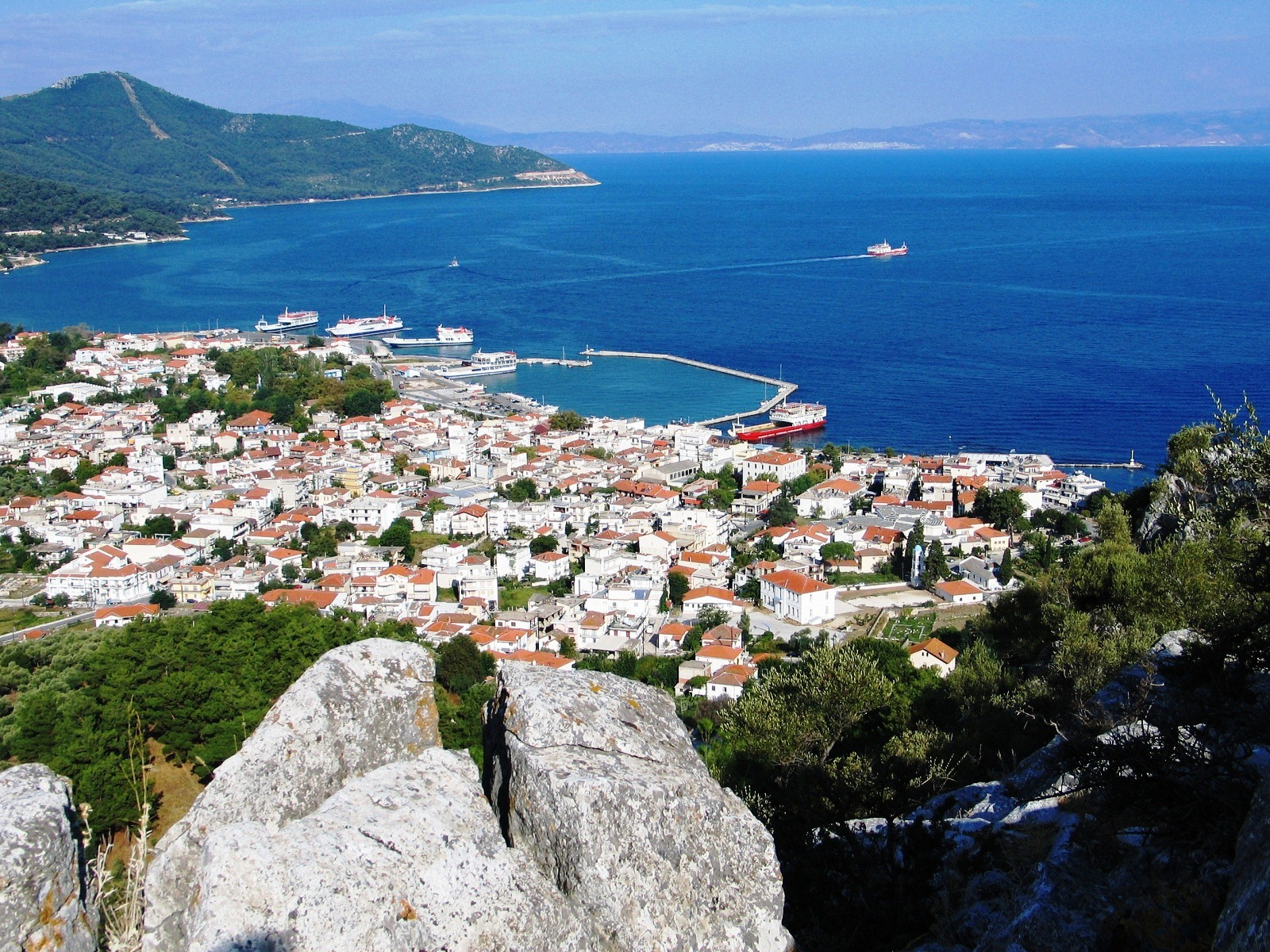 Noleggio Barche Isola di Thassos - Navalia | Noleggia un Sogno