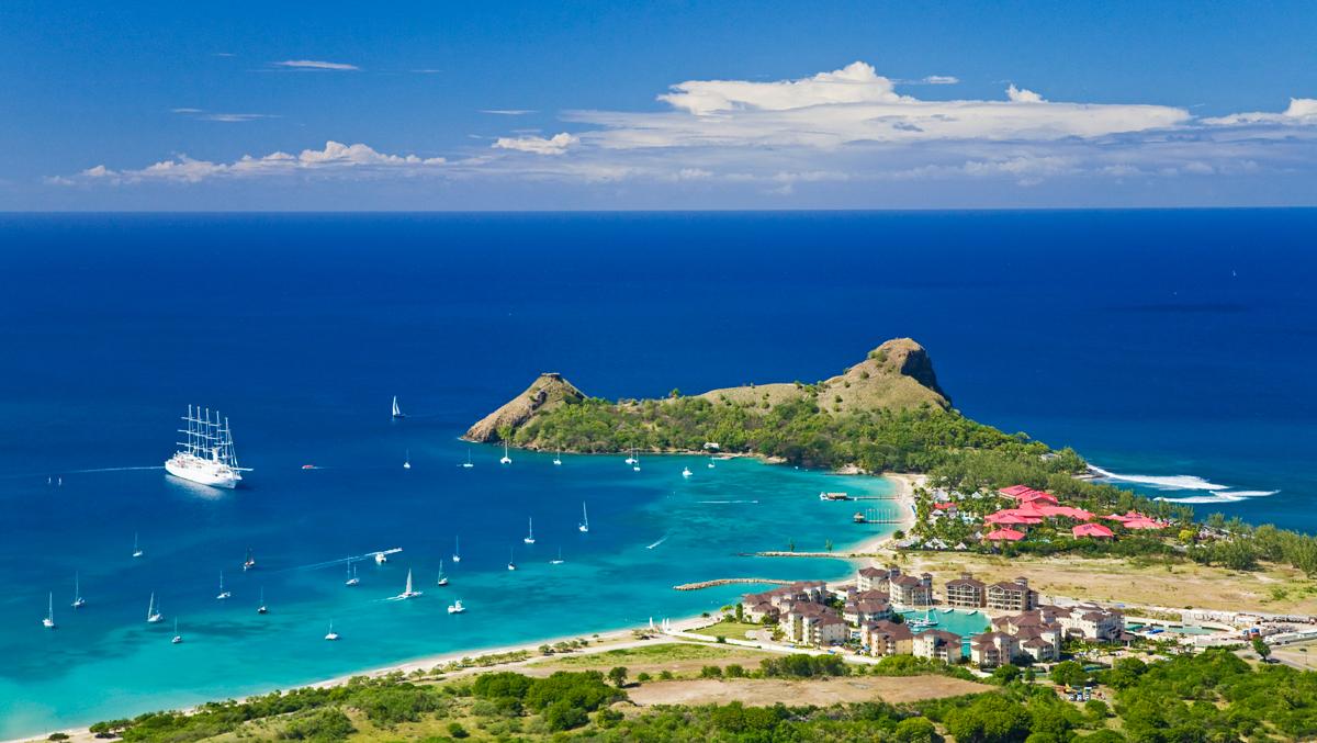 Noleggio Barche The Pitons – Isola di St. Lucia - Navalia | Noleggia un Sogno