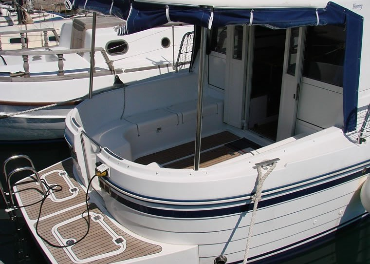 Navalia - Imbarcazione Adria 1002 3