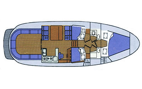 Navalia - Imbarcazione Adria 1002 V 10
