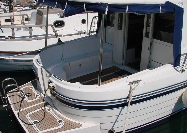 Navalia - Imbarcazione Adria 1002 V 3